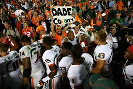 College football news: Miami survives ...