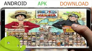 Naruto vs One Piece MUGEN di Android APK OFFLINE !!! - YouTube
