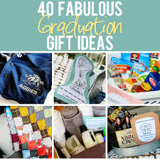 graduation gift ideas that are perfect