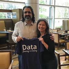 Data sharing is caring! Dr. Adam Resnick... - Dragon Master ...