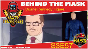 Duane Kennedy Custom Figure - S3E57 - YouTube