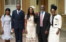Joshua Johnson - Joshua Johnson Photos - Investitures At Buckingham Palace  2019 - Zimbio
