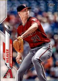Amazon.com: 2020 Topps #354 Luke Weaver Arizona Diamondbacks Baseball Card:  Collectibles & Fine Art