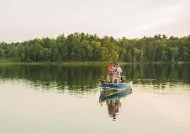 Fishing on Lake Ida - Walters Resort
