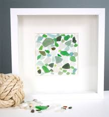 sea glass project you can make at home