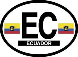 Sell Ecuador Oval Vinyl Sticker Decal Bumper Flag Country Car Vehicle Motorcycle In Austell Georgia United States For Us 4 99