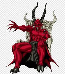 إبليس الشيطان شيطان إبليس بطل خرافي شخصية خيالية Png