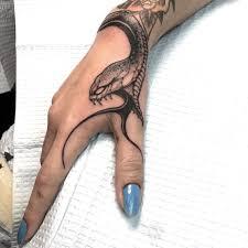 Tatouage Serpent Avant Bras