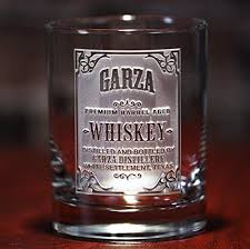 personalized whiskey label scotch