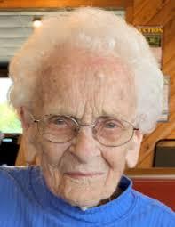 Sigfreid Lydia Johnson, 105 | Jackson County Pilot
