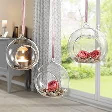 8pcs 12pcs 80mm hanging tealight holder