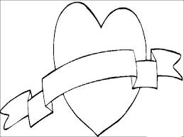 Kleurplaat Seizoen Valentijnsdag Kleurplaat Valentijnsdag