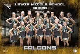 CHEERLEADING 2015-2016   Lewis School
