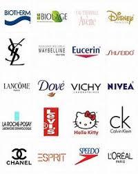 famous makeup logo loix