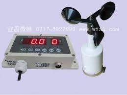 homemade anemometer china