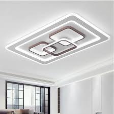 modern led ceiling lights for bedroom