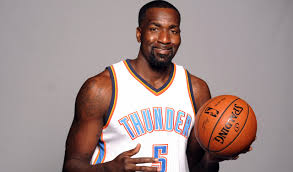 OKC's Kendrick Perkins on playing time: 'Ain't gonna lie, I'm nervous' -  CBSSports.com