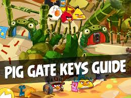 Angry Birds Epic Complete Keys Guide
