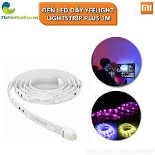 Đèn led dây xiaomi Yeelight Lightstrip Plus Thông Minh chiều dài 1m - Bảo  Hành 3 Tháng – Thế giới điện máy