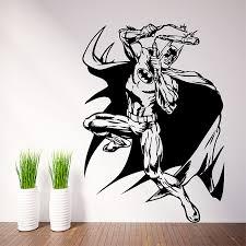 Batman Comic Vinyl Wall Art Decal