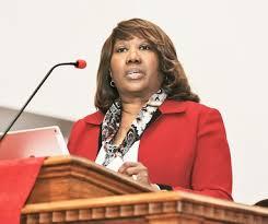 Speaker Priscilla Robinson