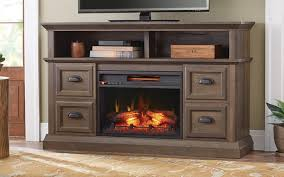 how to choose a fireplace tv stand