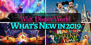 what s new at disney world in 2019 so