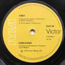 ABBA - Fernando (1976, Vinyl) | Discogs