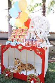 circus birthday party ideas photo 1