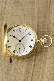 Usher & Cole, Clerkenwell, London - Pocket Watch - a lot from our watch  auction