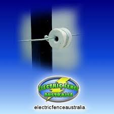 Thunderbird Bag Of 20 Steel Post Porcelain Insulators Electric Fence Australia