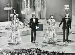Ricchi e Poveri - Che sarà (San Remo - 1971) - (Video) on Vimeo