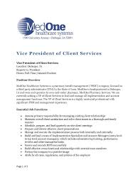 Vice President of Client Services Aaron Viertel