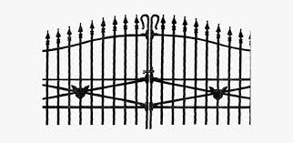 Graveyard Gate Cliparts Scary Halloween Images Clipart Free Transparent Clipart Clipartkey
