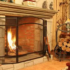 how to light a gas fireplace the home