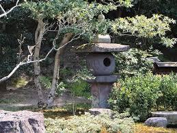 stone lantern emperor s garden