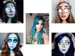 15 y corpse bride makeup looks