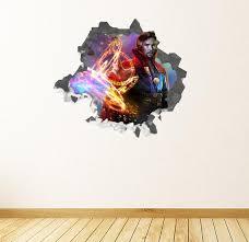 Avengers Endgame Doctor Strange Power Marvel Wall Decal Decor Etsy