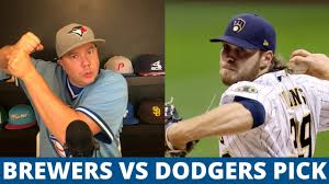 Milwaukee Brewers vs LA Dodgers Pick ...