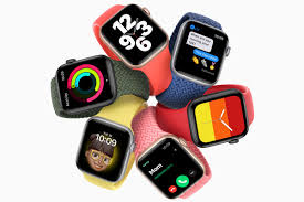 Apple Watch Series 6 SE watchOS 7 Announcement