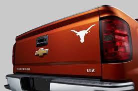 Chevrolet Announces Ut Longhorns Edition Pickup Expressnews Com