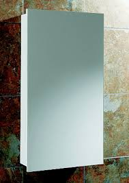 denia cloakroom mirror cabinet by hib