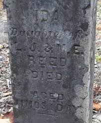 Ida Reed - Find A Grave Memorial
