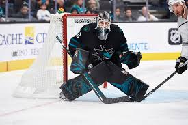 Sharks midseason report card: Aaron Dell offers a glimmer of hope ...