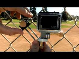 Fenceclip Excellent Video Through A Chain Link Fence Instructions And Sample Video Youtube