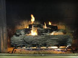 my beef with old gas log fireplaces