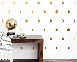 Moon Phase Wall Decals Moon Phases Decor Moon Wall Decal Moon Phase Wall Art Celestial Zodiac Decor Zodiac Gift Unique Wall Decor