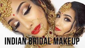 best indian bridal makeup tutorials