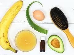 diy banana hair masks