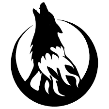15 13 1cm Moon And Wolf Car Stickers And Decals Vinyl Full Body Car Stylings And Stickers Geek
